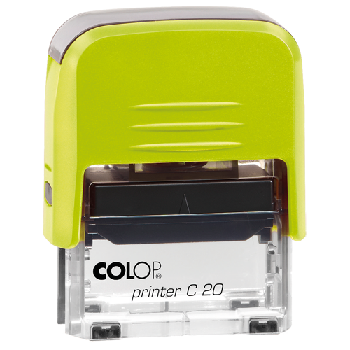 Colop Printer Compact C 20 Electrics - żółty electrics