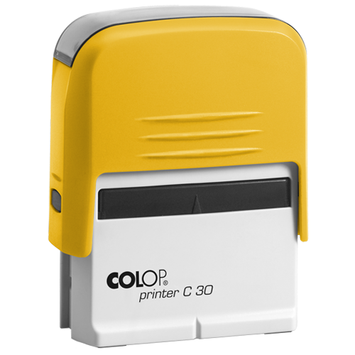Colop Printer Compact C30 - żółty
