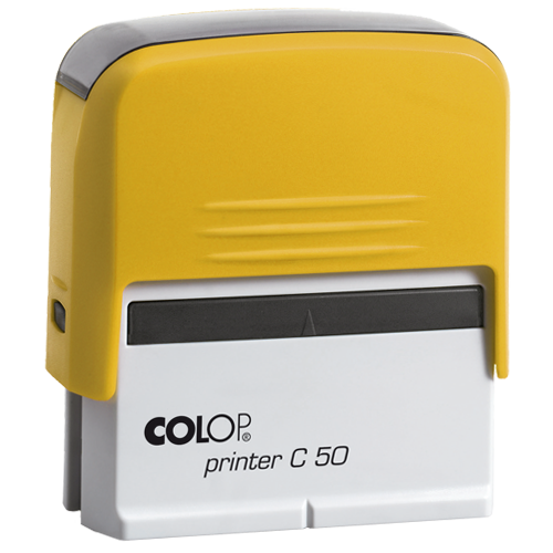 Colop Printer Compact C50 - żółty