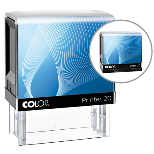 Colop Printer IQ 20 - niebieski