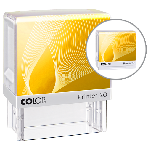 Colop Printer IQ 20 - żółty