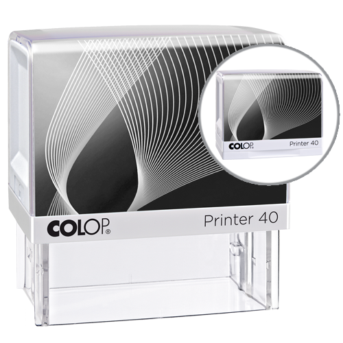 Colop Printer IQ 40 - czarny