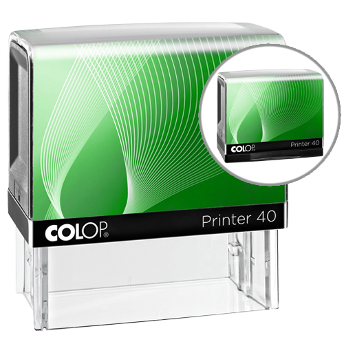 Colop Printer IQ 40 - zielony