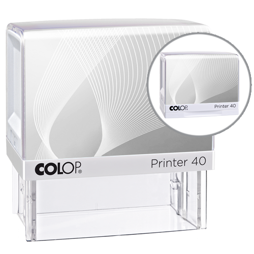 Colop Printer IQ 40 - biały