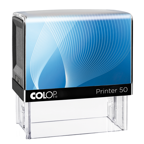 Colop Printer IQ 50 - niebieski