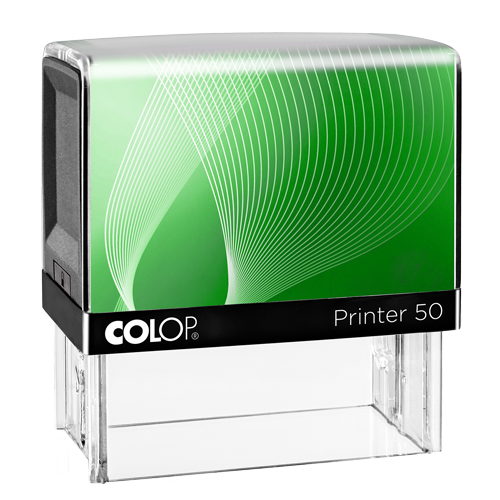 Colop Printer IQ 50 - zielony