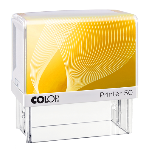 Colop Printer IQ 50 - żółty