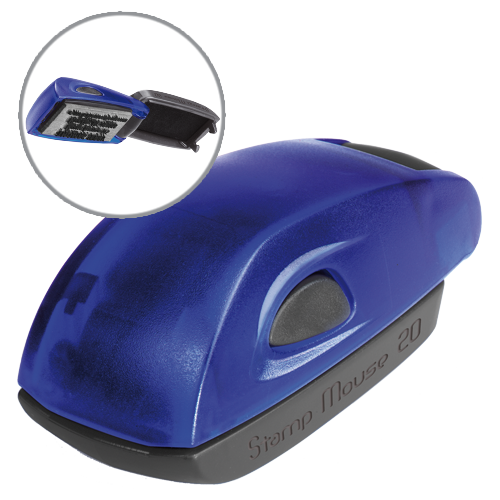 Colop Stamp Mouse 20 - indygo